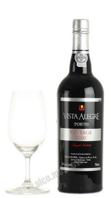 Vista Alegre Vintage 2000 Портвейн Виста Алегре Винтаж 2000