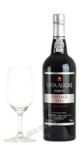 Vista Alegre Vintage 2011 Портвейн Виста Алегре Винтаж 2011