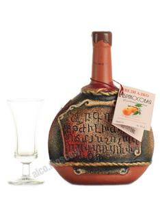 Водка Веди Алко Абрикосовая керамика