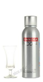 Danzka водка Данска 0.5l