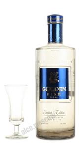 Derbend Golden Fish водка Дербент Золотая Рыбка 0.7l