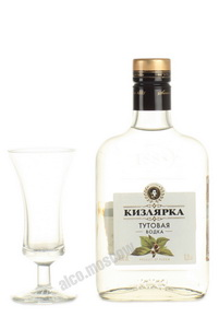 водка Тутовая Кизлярка 0.25l