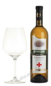 Tbiliso Akhasheni Грузинское вино Тбилисо Ахашени