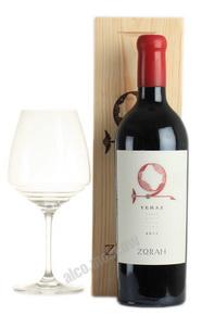 Zorah Eraz 2012 армянское вино Зора Ераз  0.75 л