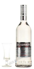 Kalashnikov Premium водка Калашников Премиум 0.7l