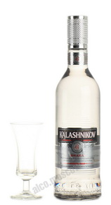 Kalashnikov Premium водка Калашников Премиум 0.5l