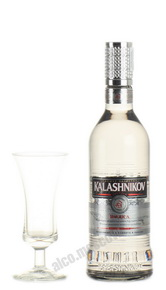 Kalashnikov Premium водка Калашников Премиум 0.25l