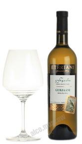 Eteriani Gurjaani грузинское вино Этериани Гурджаани