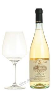 Wineman Tsinandali грузинское вино Вайнмен Цинандали