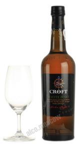 Croft White портвейн Крофт Вайт