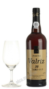 Porto Valtriz 30 years портвейн Валтриц 30 лет