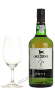 Osborne Fine White Портвейн Осборн Файн Вайт