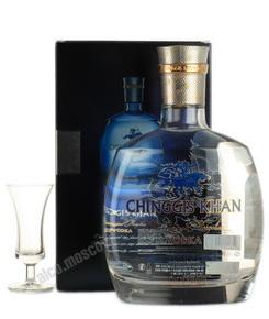 Chinggis Khan 1l водка Чингис Хан 1 л