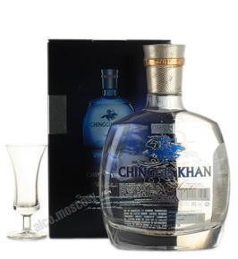 Chinggis Khan 0,75l водка Чингис Хан 0,75л