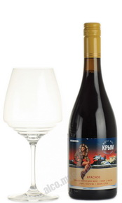Alma Valley Winter wine Российское вино Алма Велли Зимнее вино