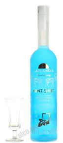 Laplandia Mint Shot водка Лапландия Мятный Шот