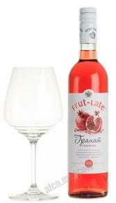 Frut-Late Гранат Российское вино Фрут-Лейт Гранат