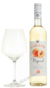 Frut-Late Персик Российское вино Фрут-Лейт Персик