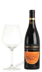 Gai-Kodzor Merlot-Grenache Российское Вино Гай-Кодзор Мерло-Гренаш