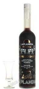 Laplandia Espresso Shot водка Лапландия Эспрессо Шот