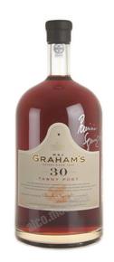 Grahams Tawny Port 30 years 4.5l портвейн Грэмс Тони Порт 30 лет 4.5л