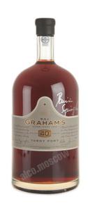 Grahams Tawny Port 40 years 4.5l портвейн Грэмс Тони Порт 40 лет 4.5л