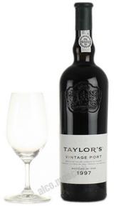 Taylors Vintage Port 1997 Портвейн Тейлорс Винтаж Порт 1997