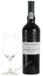 Taylors Vargellas Vinha Velha Vintage 2011 портвейн Тэйлорс Варжелас Винья Велья Винтаж 2011