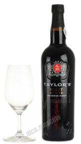 Taylors First Estate Reserve Port Портвейн Тейлорс Фест Эстейт Резерв Порт