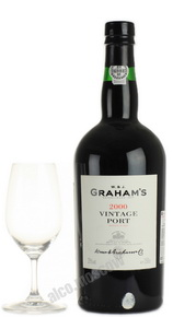 Grahams Symington Family Estate 2000 портвейн Грэмс Симингтон Фемили Эстейт 2000