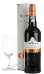 Grahams Late Bottled Vintage Port 2009 Портвейн Лейт Ботлд Винтаж 2009