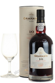 Grahams 10 years old Портвейн 10 лет