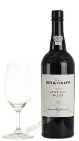 Grahams 1997 Портвейн Грэмс 1997