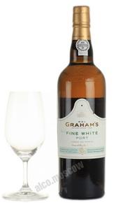 Grahams Fine White Портвейн Грэмс Файн Уайт