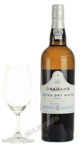Grahams Extra Dry White портвейн Грэмс Экстра Драй Уайт