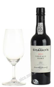Grahams 2011 0.375l Портвейн Грэмс 2011 0.375л