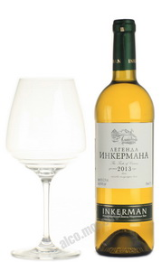 Inkerman Легенда Российское вино Легенда Инкермана
