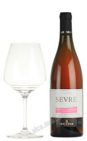 Вино Inkerman Sevre Каберне-Совиньон по-белому