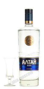 водка Алтай 0.7l