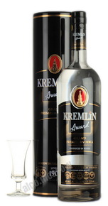 Kremlin Award Водка Кремлин Эворд 1l в тубе