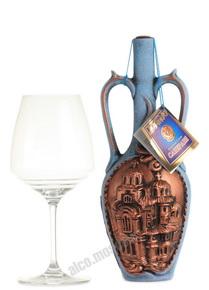 Bazeli Kindzmarauli 2011 в кувшине Грузинское вино Базели Киндзмараули 2011 в кувшине