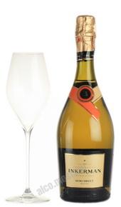 Inkerman полусладкое белое Российское Шампанское Инкерман полусладкое белое