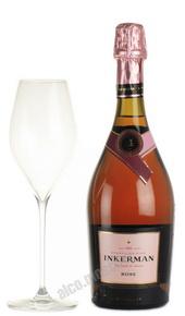 Inkerman полусладкое розовое Российское Шампанское Инкерман полусладкое розовое