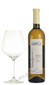Schuchmann Wines Tsinandali грузинское вино Шухманн Ваинс Цинандали