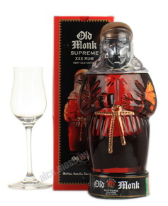 Old Monk XXX Supreme ром Олд Монк ХХХ