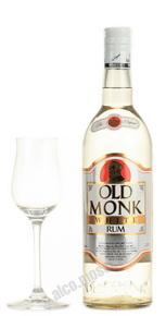 Old Monk White ром Олд Монк Белый 0,75 л