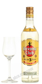 Havana Club Anejo Blanco Ром Гавана Клуб Аньехо Бланко 0.7 л