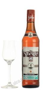 Santero 5 years Ром Сантеро 5 лет