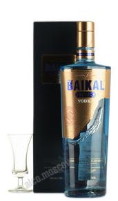 Baikal Ice 0.7 л водка Байкал 0.7 l п/у