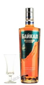 Baikal на Кедровых Орешках 0.5 л настойка горькая Байкал на Кедровых Орешках 0,5 л